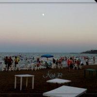 вечерний пляж Бильгя :: maxim