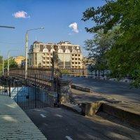 Утро на Строгановом мосту. :: Вахтанг Хантадзе