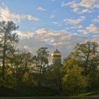 Фёдоровский собор в Царском Селе :: Елена