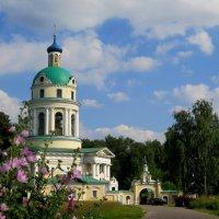 Храм Николая Чудотворца. Гребнево. :: Tatyana