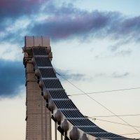 Фрагмент Крымского моста :: Tatiana Poliakova