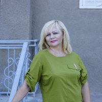 Блондиночка :: Наталия Сарана