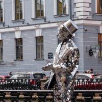 Зеркальный человек :: Ruslan