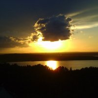вид из окна :: Светлана Краснова