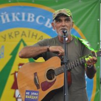 певец :: Богдан Вовк
