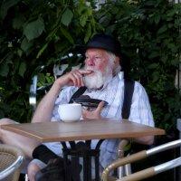Coffee time. :: Alexander Hersonski