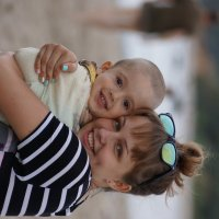 Детские улыбки :: Максим Воробьев