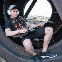 Just playing music :: Сергей