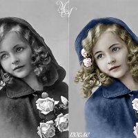Старое фото в цвете :: Алёна Мацюк