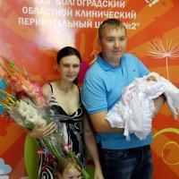 Рождение дочки у двоюрного брата :: Михаил Шабанов