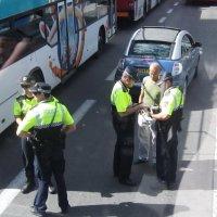 Барселона. Разборки с полицией, как и везде :: татьяна