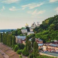 Нижний Новгород. Дятловы горы. Благовещенский монастырь :: Ирина Лепнёва