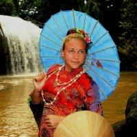 Вьетнамская красотка!!! :: Вадим Якушев