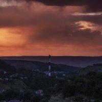 закат после дождя :: Анна Брацукова