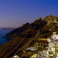 Загадочный остров Санторини :: Лара Амелина