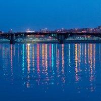 Вечерний мост :: Владимир Гришин