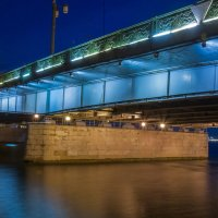 Литейный мост. :: Владимир Питерский