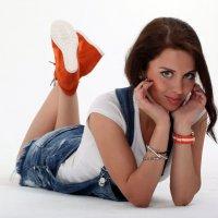 Оранжевые кеды :: BONAPART MSK