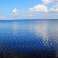 Спокойствие. Онежское озеро :: Наталья Лунева