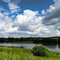 Грозовые облака :: Милешкин Владимир Алексеевич