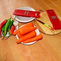Готовим морковь по корейски :: Анатолий Чикчирный
