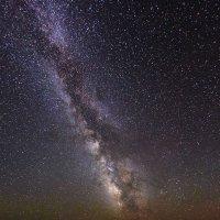 Млечный путь на плато Бермамыт :: Владимир Сковородников