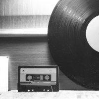 Пластинка и аудиокассеты :: Иван Смирнов