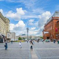 Москва, Центр. :: Игорь Герман