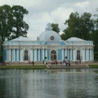 """Павильон """"Грот"""" в Екатерининском парке :: марина ковшова"""