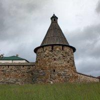 Соловецкий монастырь :: Ольга Лиманская