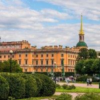 Михайловский замок и парк :: Ruslan