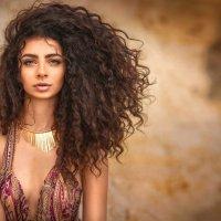 гуляя ветром по пустыне.. :: Илона Баимова
