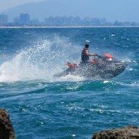Акко. Морские прогулки. :: Надя Кушнир