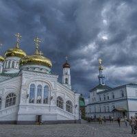 Соборы Раифского монастыря :: Сергей Цветков
