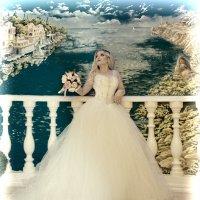 Картина про невесту :: Albina