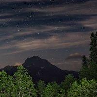 Ночь в горах. :: Александр Криулин