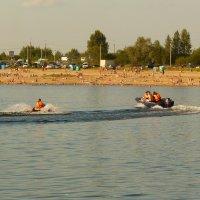 лето на реке 1 :: Александр Прокудин