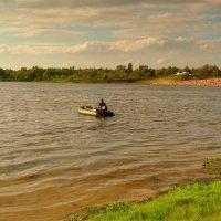 лето на реке 3 :: Александр Прокудин