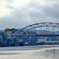 Москва встречает ненастьем :: Nikolay Monahov