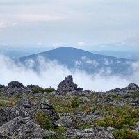 Северный Урал. Гора Хой-Эква. :: Сергей Комков