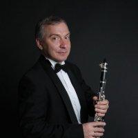 Кларнетист Николай Богданов :: Юрий