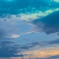 Небо над Камышином 3 :: Пётр Сухов