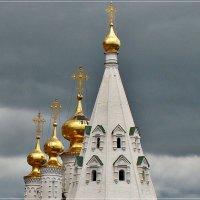 Церковь Богоявления. Купола. :: Veselina *
