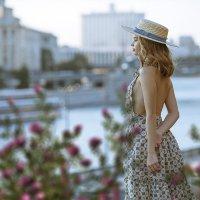 Теплый летний вечер в Москве :: Катрина Деревеницкая