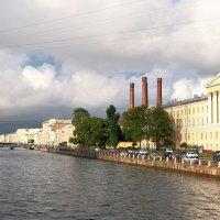 Гранитные берега :: Андрей Михайлин