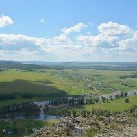 Вид с высоты :: Сергей Щеглов