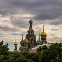 Собор Воскресения Христова на крови :: Ruslan