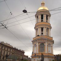 Колокольня Владимирского Собора :: Svetlana Lyaxovich