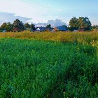 Село Кузьминское на закате... :: Sergey Gordoff