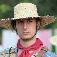 красота итальянского юноши-воина :: Олег Лукьянов